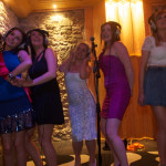 Hen Party at Groove Tunnel Studios
